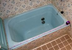 浴槽 施工前 全体