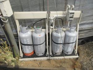 炭酸ガス発生装置用プロパンガス