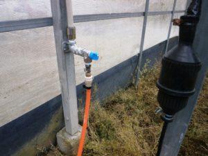 炭酸ガス発生装置 ガスコンセント