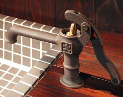 井戸端水栓