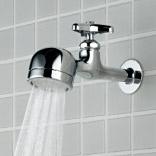 シャワー型蛇口