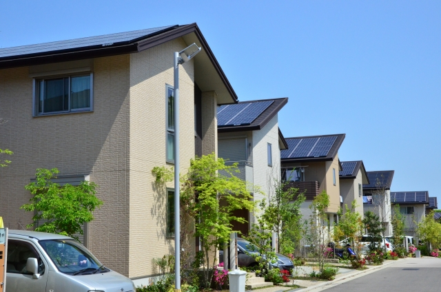 太陽光発電システム 施工事例