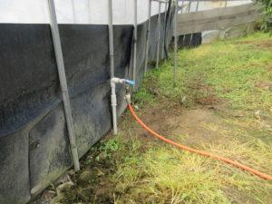 炭酸ガス発生装置 供給用ガスコンセント