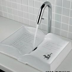 辞書型洗面器
